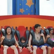 Parent fail rollercoaster